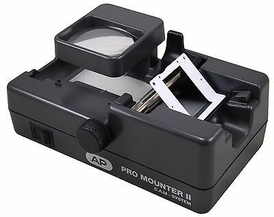 AP CS Type II Slide Film Negative Pro Automatic Mounter for Film Vintage Camera