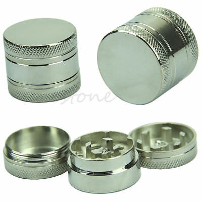 "1.1"" Zinc Alloy Handle Muller Crank Herbal Mill Tobacco Grinder Crusher 3 Piece"