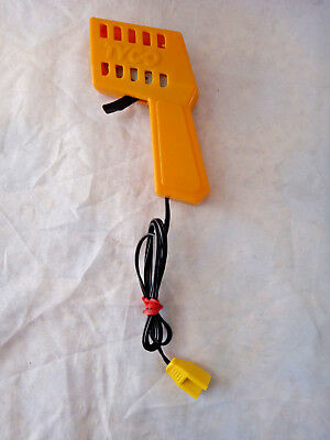 Vintage TYCO Slot Car Controller ~ Yellow