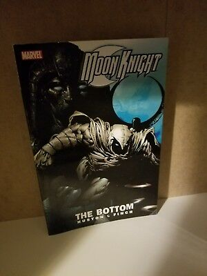 Moon Knight (2006-2009) Volume 1: The Bottom by Huston and Finch **RARE**