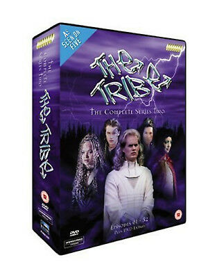THE TRIBE COMPLETE SEASON 2 DVD Second Series Original UK Release New Sealed R2