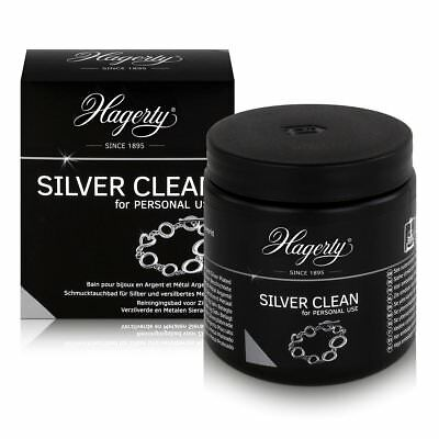 HAGERTY Silver CLEAN Silver Plate Cleaner Jewellery Cleaning Dip