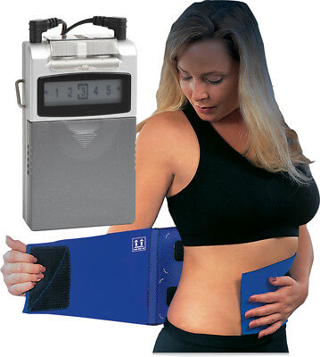 Med-Fit TENS Machine with Back Belt System for Back Pain Relief