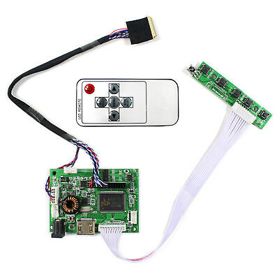 HDMI Audio LCD Controller Board Kit for 14inch 15.6inch 1366x768 40P LCD Panel