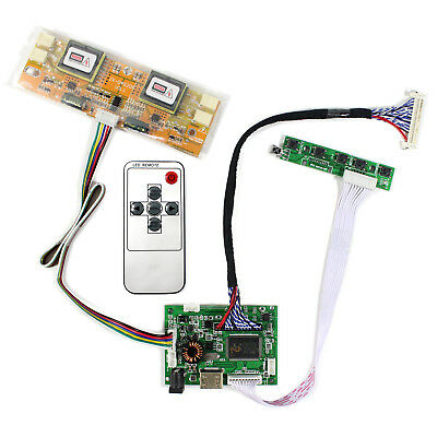 HDMI Audio LCD Controller Board Kit for 17inch 19inch 1280x1024 4CCFL LCD Panel