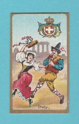 Nations  -  Cohen  Weenen  &  Co.  Ltd.  -  Nations  -  Italy  -  1923