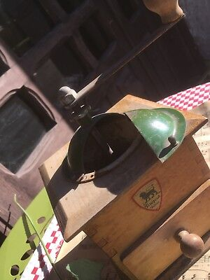 Iconic French Vintage Peugeot Frères Coffee Grinder - French Country Living