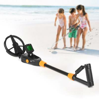MD-1008A Metal Detector Kids Gift Toy Beach Searching Gold Treasure Finder S4W2