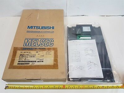 Mitsubishi A58B Base Rack Extension 8-slot Chassis - New