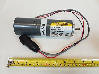 Baldor MT-2250-AMYAN Electric Servo Motor ABB - Very Clean Used