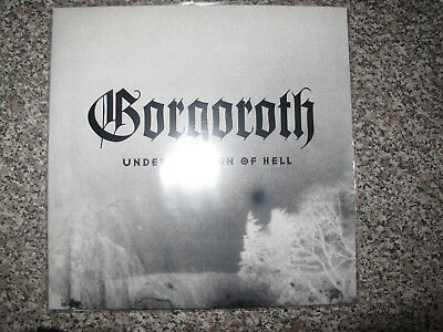 Gorgoroth -Under The Sign Of Hell- LP (white!)