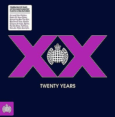 XX Twenty Years Box set CD New & Sealed