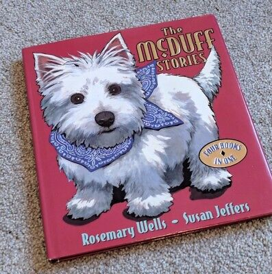 West Highland White Terrier Story Book THE McDUFF STORIES 4 IN 1