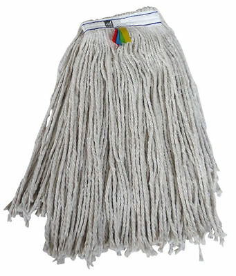2x 12oz Kentucky Mop Head Industrial Commercial Floor Cleaning Supplies Free P&P