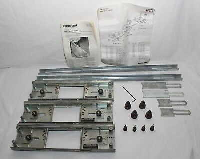 Porter Cable Hinge Butt Template Model # 59380