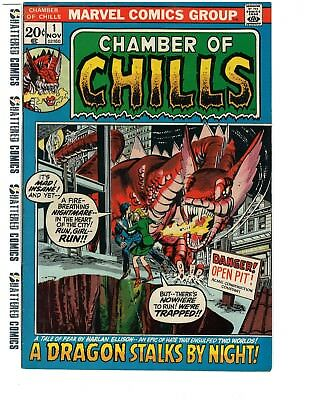 Chamber of Chills (Marvel) #1 1972 Nice Copy Free Ship