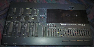 Yamaha MT 120 Multitrack Cassette Recorder