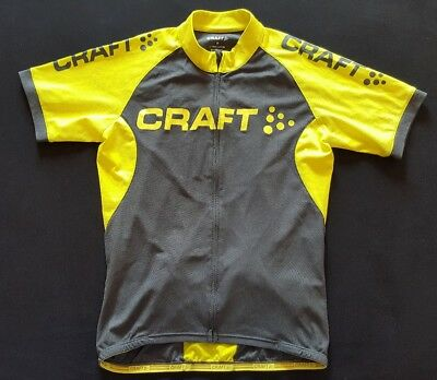 Craft Trikot Shirt Jersey Bike Rad Mtb Gr.s