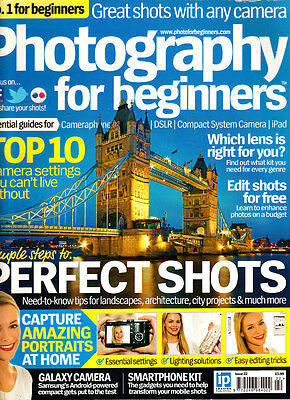 Photography For Beginners Magazine, Issue 22,