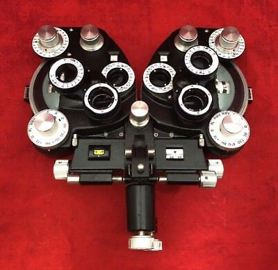Ophthalmic Manual Optical Vision Tester Refractor Phoropter See Listing