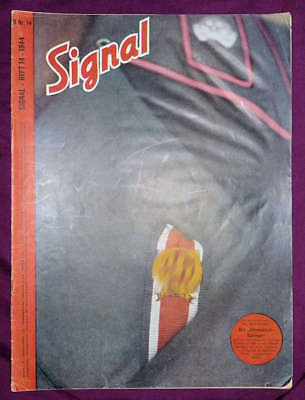Signal magazine, German Edition (D), Number 14 of 1944