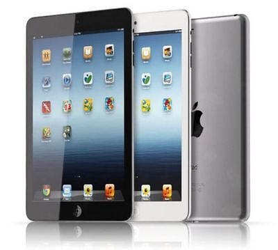 Apple iPad Mini 1st Gen - 16GB 32GB 64GB - Wi-Fi 7.9in - Black, Gray, Silver