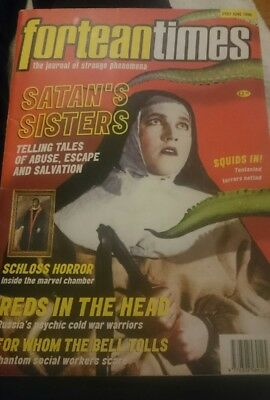 FORTEAN TIMES UK MAGAZINE issue 87 June 1996