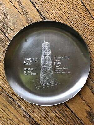 Ironworker American Bridge Topping Out Plate