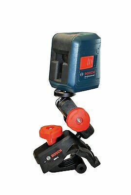 Bosch GLL 2 Self-Leveling Cross-Line Laser Level with Mount, New Open Box Item