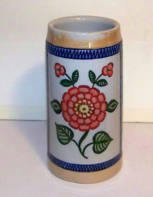1977 Anheuser-Busch  / Budweiser Colored Delph Number 7 Pattern Stein  - Rare
