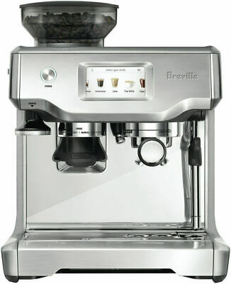 NEW Breville The Barista Touch Coffee Machine BES880BSS