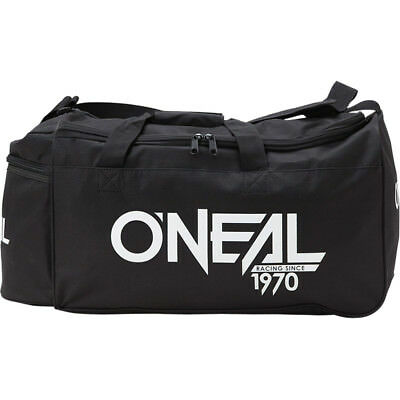 Oneal MX NEW TX 2000 Gym Training Bag Motocross Gear Carry Pack Black Duffle Bag