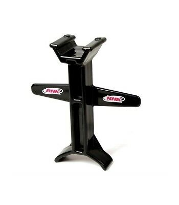 RHK Mx Junior Black Poly Motocross Kids Dirtbike Front Fork Saver Wheel Support