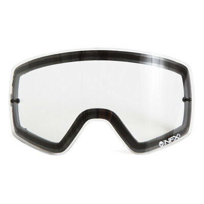 Dragon NEW MX NFXs Motocross Goggles Clear Replacement Goggle Lens