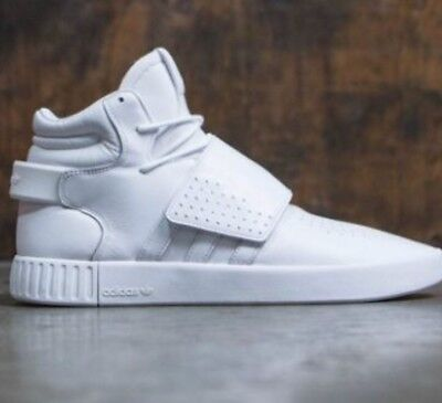 adidas tubular invader strap shoes men's Sz 12