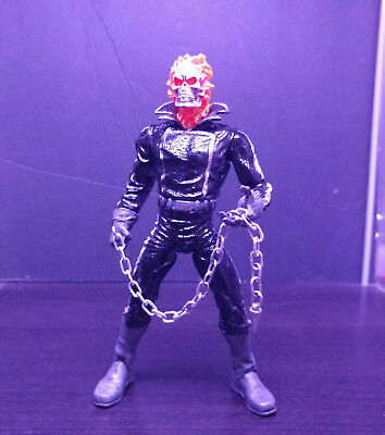 Marvel Select Ghost Rider (repainted and with chain)
