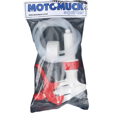 Motomuck NEW Mx Motorbike Cleaning Dirt Bike Cleaner Spray Squirter Nozzle