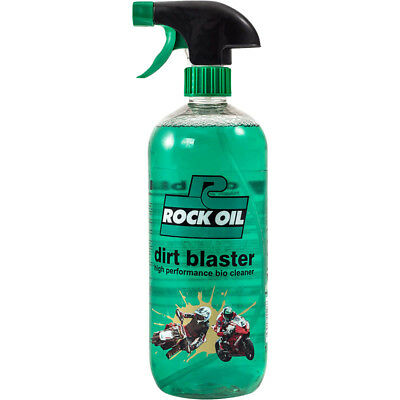 Rock Oil NEW Mx Dirt Blaster 1L Motorcycle Motocross Off Road Bike Wash