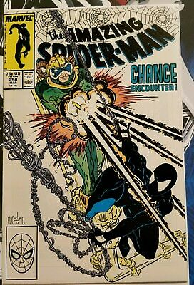 THE AMAZING SPIDER-MAN #298 (1988) 1st appearance Eddie Brock
