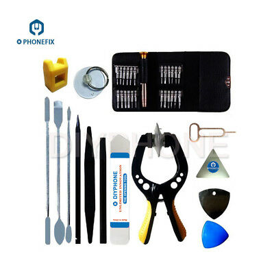 Mobile Cell Phone Screen Opening Repair Tool Kit Screwdriver Set for iPhone HTC
