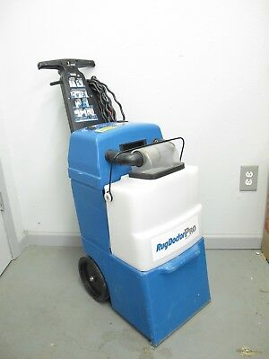 Rug Doctor Pro WT-C2A Professional Carpet Extraction Cleaner Wide Track