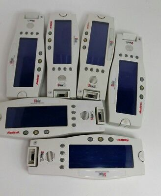 Lot of 6  Masimo Radical SpO2 Monitor