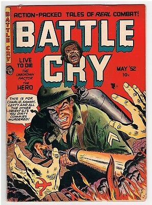 Battle Cry 1 - Stanmor 1952