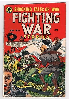 Fighting War Stories 1 - 1952