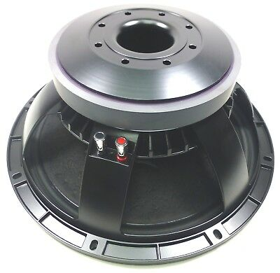 """Replacement 15"""" Woofer Yorkville 7524 for EF508, EF500P, and TX4 Speakers 8 Ω"""