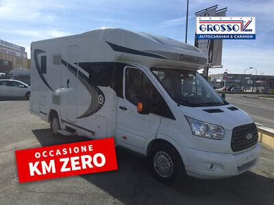 Camper Chausson Flash 620 Km 0