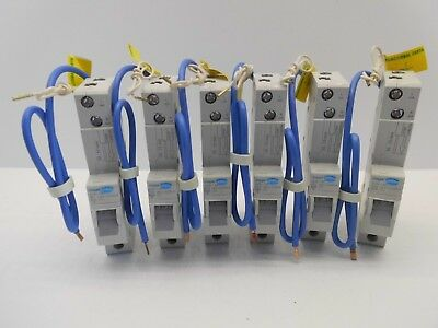 Hager Adn Rcbo Type B Single Pole 6Ka 30Ma 6, 10, 16, 20, 32, 40 Amp Consumer