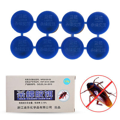 Bait Powder Cockroach Repellent Safety Insects Effective Saft Cockroach Drugs