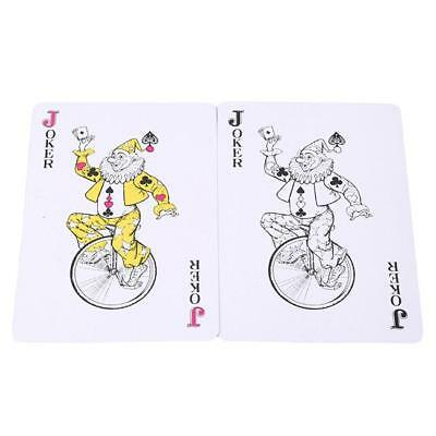 A5 Giant Jumbo Big Playing Cards Deck Family Party Game Outdoor Magic N7