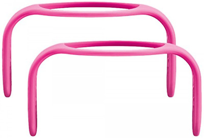 MAM Hold My Bottle Handles for Use with MAM Bottles and Trainer Bottle (Pink)